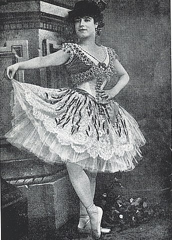 Rose Tamauri-19th-century ballerina
