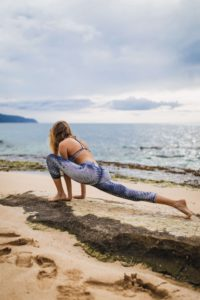 get more flexible-high lunge-stretch