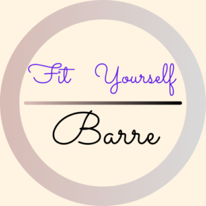 Fit yourself barre logo