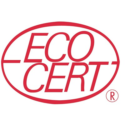French organic cosmetic logo-Ecocert
