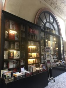 French lifestyle-local bookstore