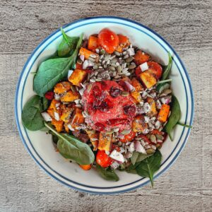 chia seeds health benefits salad