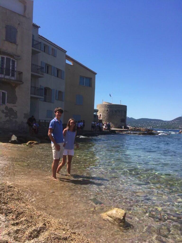 French Riviera vacation-saint-tropez-plage de la plonge