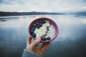 chia seeds-health benefits-breakfast bowl