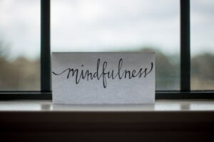 Self-awareness-mindfulness-note