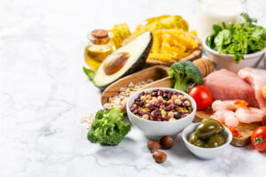 Immunity Boost-mediterranean diet-meat-fish-fruit-vegetables