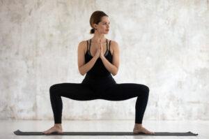 Ballet-plie-squat